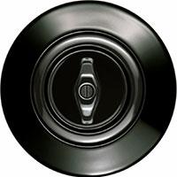 Berker 1930, Цвет: Цвет: Черный, фарфор