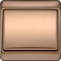 Berker B.3, Цвет: Медь, металл