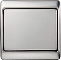 Berker B.3, Цвет: Нержавеющая сталь, металл