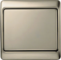 Berker B.3, Цвет: Светлая бронза, металл