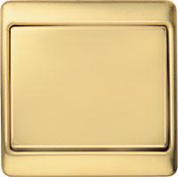 Berker B.3, Цвет: Золотой матовый, металл