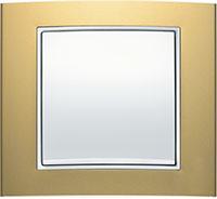Berker B.3, Цвет: Золотой/полярная белизна