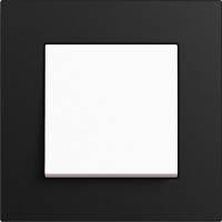 GIRA, Esprit, Цвет: Антрацит Linoleum-Multiplex / Белый матовый
