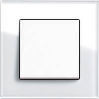 GIRA, Esprit, Цвет: Белое стекло / Белый матовый