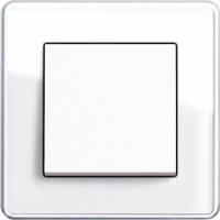 GIRA, Esprit, Цвет: Белое стекло Glass C / Белый матовый