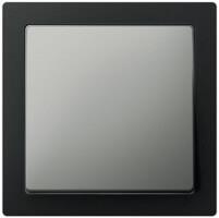 Merten (Schneider Electric), D-life, Цвет: Базальт (сланец полированный) / Нержавеющая сталь