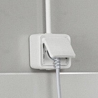 Legrand, Plexo Artic IP55, ���������� � ��������� ������, ����: �����