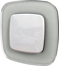 Legrand, Valena Allure, Цвет: Белое стекло
