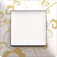 Legrand, Valena Life, Цвет: Ампир белый