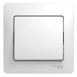 Schneider Electric, Glossa, Цвет: Белый