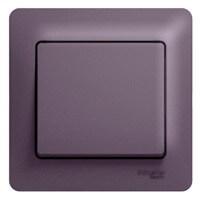 Schneider Electric, Glossa, Цвет: Сиреневый туман