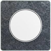 Scheider Electric, Odace, Цвет: Чёрный фосфор (поверхность камень)