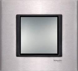 Schneider Electric, Unica Class, Цвет: Серебристый алюминий