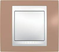 Schneider Electric, Unica Хамелеон, Цвет: Коричневый