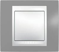 Schneider Electric, Unica Хамелеон, Цвет: Серый