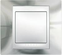 Schneider Electric, Unica Хамелеон, Цвет: Хром (поверхность металл)