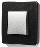 Schneider Electric, Unica Studio Metal, Цвет: Никель/Алюминий