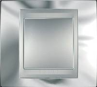 Schneider Electric, Unica Top, Цвет: Хром глянцевый