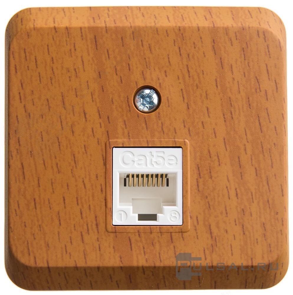 схема подключения розетки валена тв фм сат